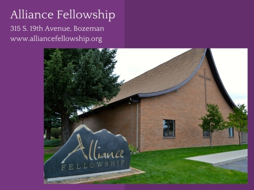 Alliance Fellowship