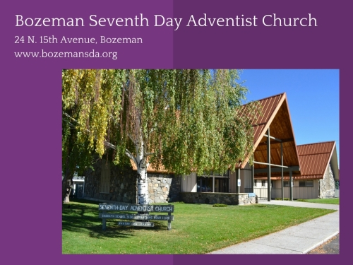 Bozeman Seventh Day Adventist Church