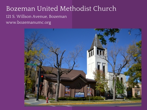 Bozeman United Methodist Church