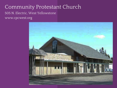 Community Protestant Church
