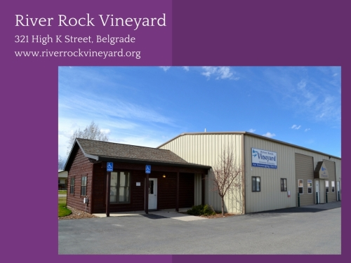 River Rock Vineyard